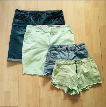 Suitable shorts